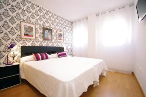 Flatsforyou Port Design, Ferienwohnungen  Valencia - big - 19