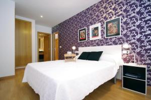 Flatsforyou Port Design, Apartmány  Valencie - big - 51