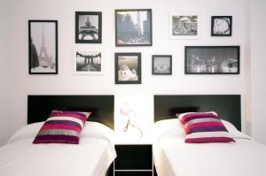 Flatsforyou Port Design, Ferienwohnungen  Valencia - big - 46