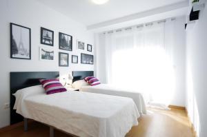 Flatsforyou Port Design, Apartmány  Valencie - big - 2