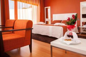 Hotel Miramar Sul, Hotely  Nazaré - big - 16