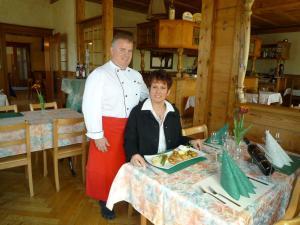 Hotel Restaurant Jura, Мини-гостиницы  Kerzers - big - 24