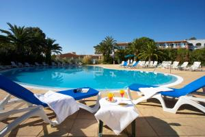 Résidence Soleil Vacances Port Grimaud, Apartmánové hotely  Grimaud - big - 22