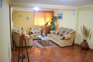 Morales Guest House, Гостевые дома  Huaraz - big - 31