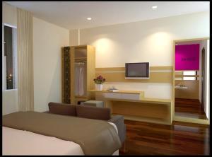 Best Hotel Kedungsari, Szállodák  Surabaya - big - 5