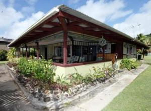 Captain's Retreat, Nyaralók  Rarotonga - big - 2