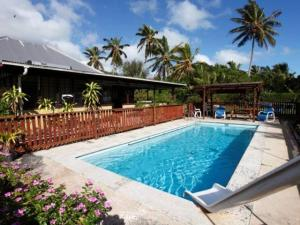 Captain's Retreat, Nyaralók  Rarotonga - big - 1