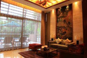 Pullman Oceanview Sanya Bay Resort & Spa, Hotels  Sanya - big - 18