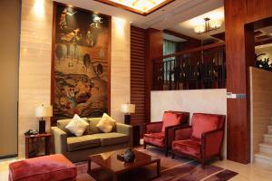 Pullman Oceanview Sanya Bay Resort & Spa, Hotels  Sanya - big - 43
