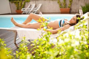 Hotel Heide Park, Hotely  Ora/Auer - big - 21