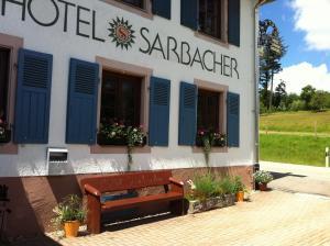 Hotel Sarbacher, Hotely  Gernsbach - big - 18