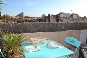 Colombet Stay's - Rue Durand, Apartments  Montpellier - big - 21