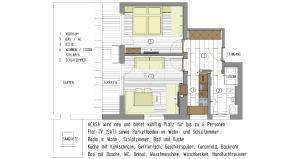 Acasa, Apartmány  Nauders - big - 25