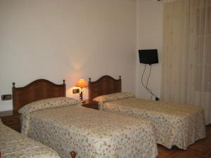 Hostal Los Andes, Penziony  Madrid - big - 8