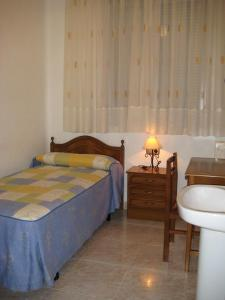 Hostal Los Andes, Penziony  Madrid - big - 3