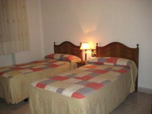 Hostal Los Andes, Guest houses  Madrid - big - 6