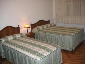 Hostal Los Andes, Penziony  Madrid - big - 4