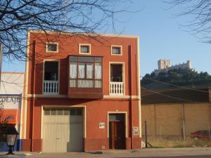 Alojamiento Rural Pueblo de la Ribera