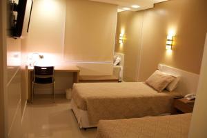 Budget Tweepersoonskamer met 2 Aparte Bedden