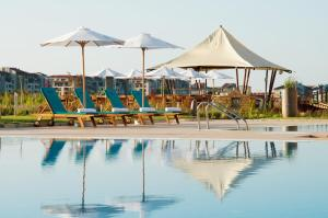 Sunrise All Suites Resort- All Inclusive, Апарт-отели  Обзор - big - 61