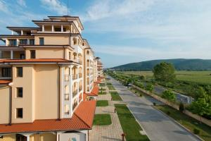 Sunrise All Suites Resort- All Inclusive, Апарт-отели  Обзор - big - 5