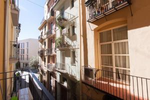 Flatsforyou Bed and Bike Carmen, Апартаменты  Валенсия - big - 45