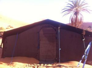 Marhaba Camp, Camel & Sandboarding, Luxury tents  Merzouga - big - 8