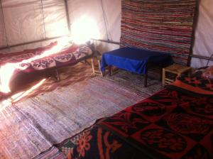 Marhaba Camp, Camel & Sandboarding, Luxury tents  Merzouga - big - 5