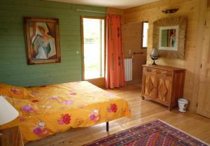 Apihome, Bed & Breakfasts  Honfleur - big - 8