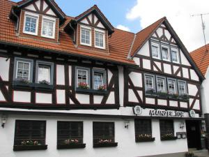 Restaurant - Pension Mainzer Tor