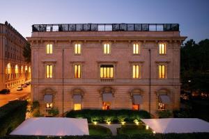 Villa Spalletti Trivelli - Small Luxury Hotels of the World - abcRoma.com