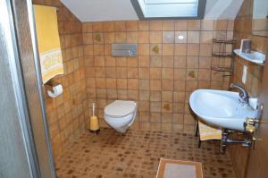 Ferienhaus Antonia, Apartmanhotelek  Ehrwald - big - 16