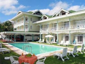 Palm Beach Hotel, Hotely  Grand'Anse Praslin - big - 20