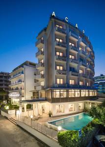 Hotel Acapulco, Hotel  Milano Marittima - big - 1