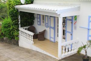 Villa Mascarine, Pensionen  Saint-Leu - big - 36