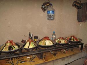 Marhaba Camp, Camel & Sandboarding, Luxury tents  Merzouga - big - 91