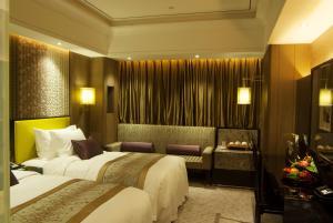 Zhejiang International Hotel, Szállodák  Hangcsou - big - 12