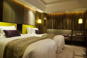 Zhejiang International Hotel, Szállodák  Hangcsou - big - 11