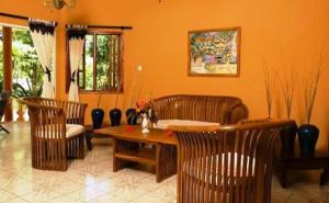 Villas des Alizes, Prázdninové domy  Grand'Anse Praslin - big - 6