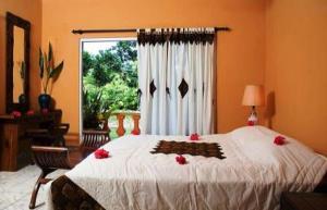 Villas des Alizes, Prázdninové domy  Grand'Anse Praslin - big - 5