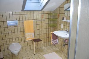 Ferienhaus Antonia, Aparthotels  Ehrwald - big - 27