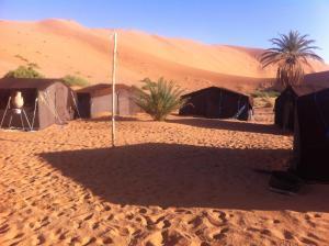 Marhaba Camp, Camel & Sandboarding, Luxury tents  Merzouga - big - 88