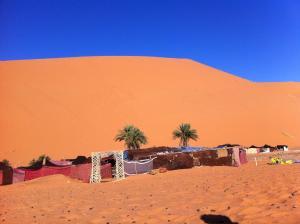 Marhaba Camp, Camel & Sandboarding, Luxury tents  Merzouga - big - 87
