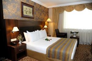 Rhiss Hotel Maltepe, Szállodák  Isztambul - big - 36