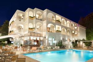 Kronos Hotel, Szállodák  Platamónasz - big - 49