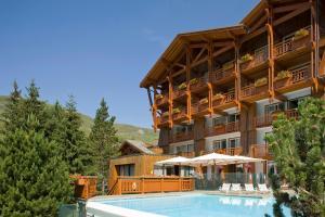 Le Souleil'Or - Hotel - Les Deux Alpes
