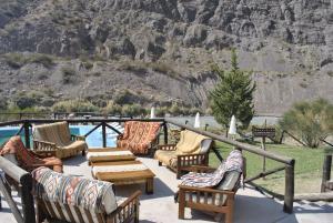 Mendoza Sol y Nieve, Lodges  Potrerillos - big - 5