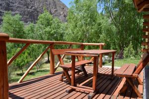 Mendoza Sol y Nieve, Lodges  Potrerillos - big - 2