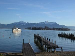 Hotel Pension Lindenhof, Affittacamere  Prien am Chiemsee - big - 42