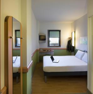 Ibis Budget Madrid Centro Las Ventas, Отели  Мадрид - big - 13